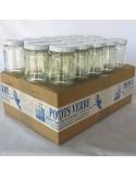 Pot Rond  106 ml TO 48 Par lot de 20 Avec Couvercle