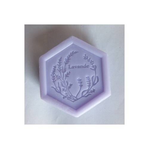 Savon Hexagonal 100 grs - Par Lot de 3